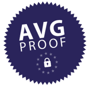 AVG proof certificaat