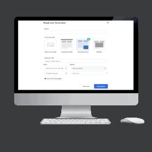 ActiveCampaign formulier aanmaken